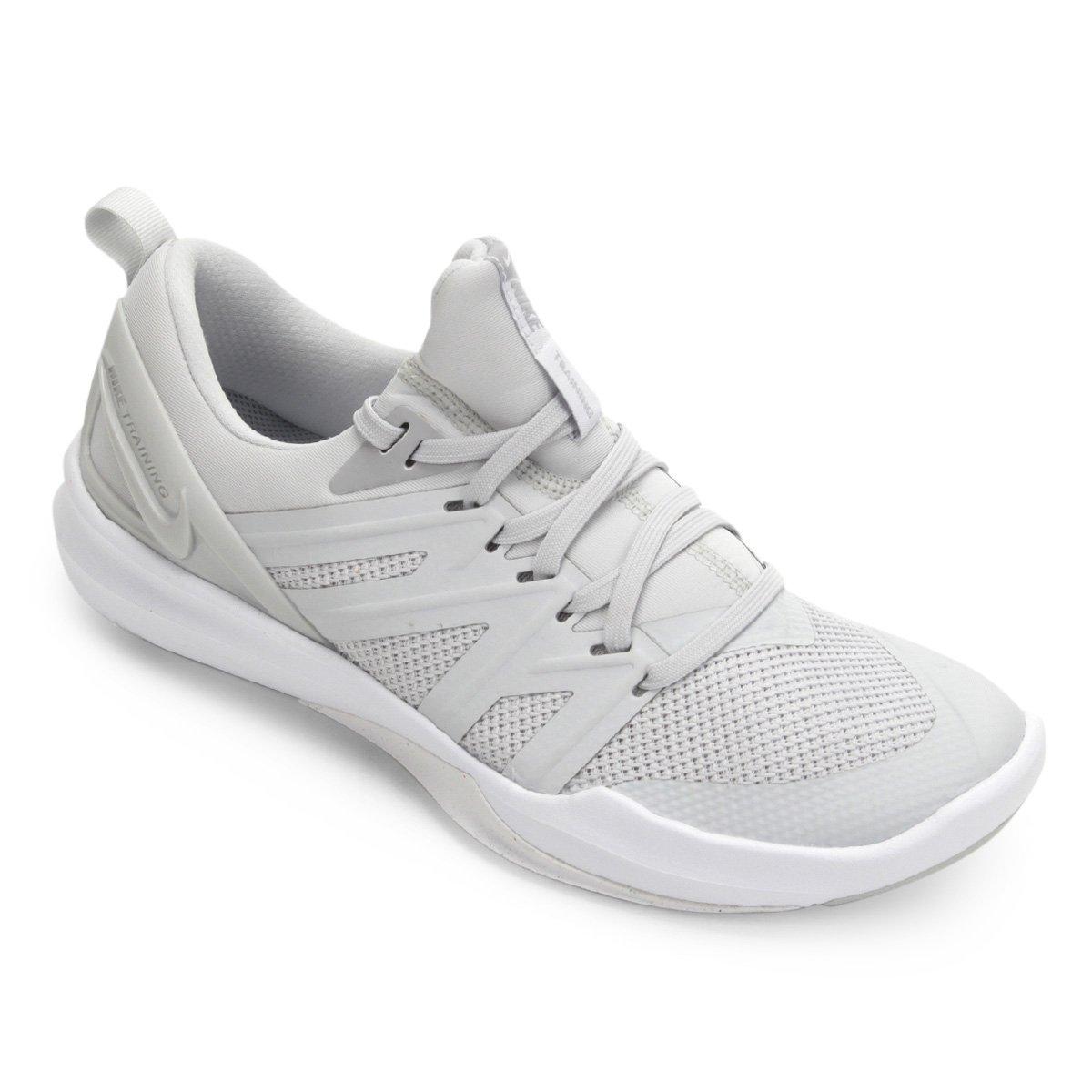6524dd66630 Tênis Nike Victory Elite Trainer Masculino - Prata - Compre Agora ...