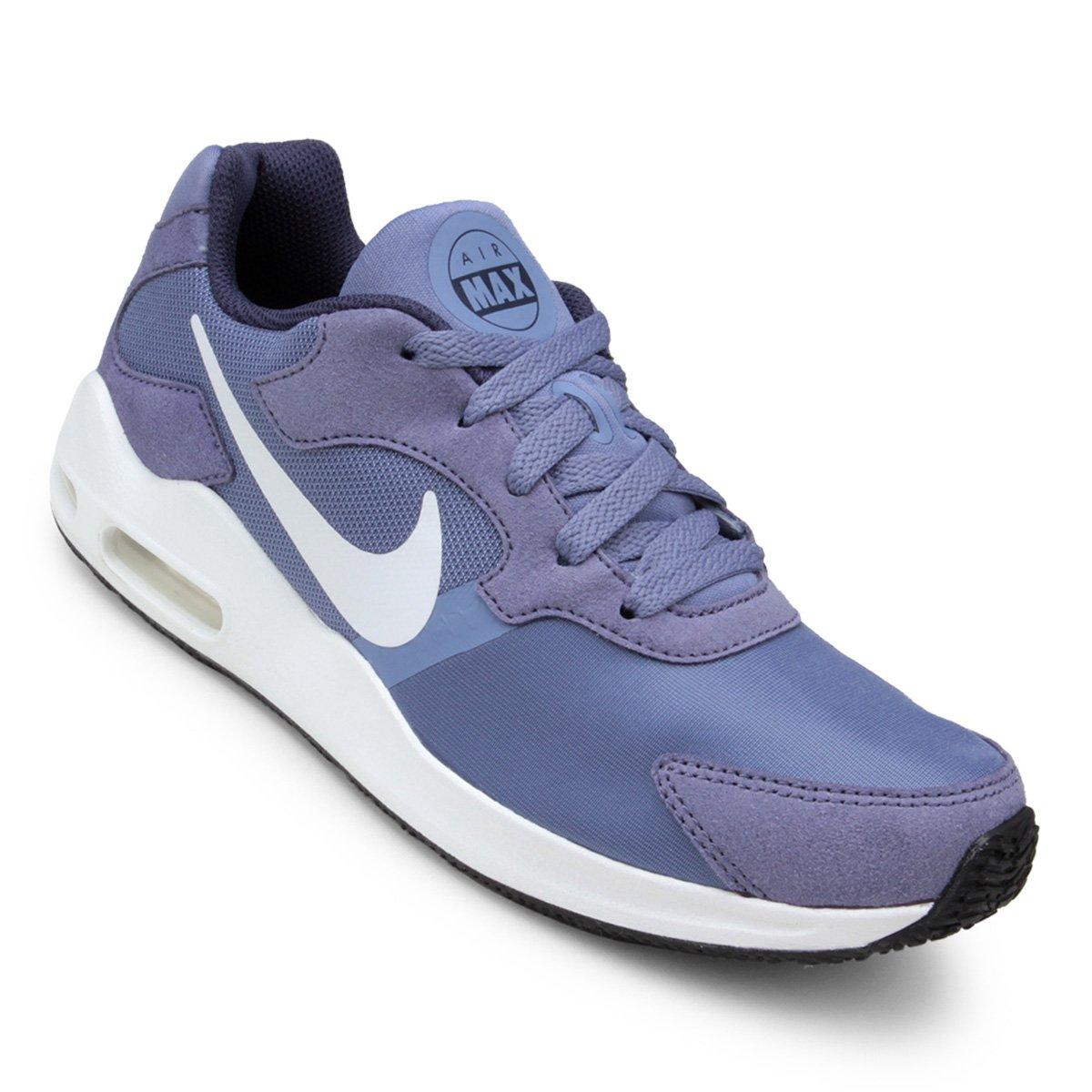 eabd49e74e19 Tênis Nike Wmns Air Max Guile Feminino - Roxo e Branco - Compre Agora