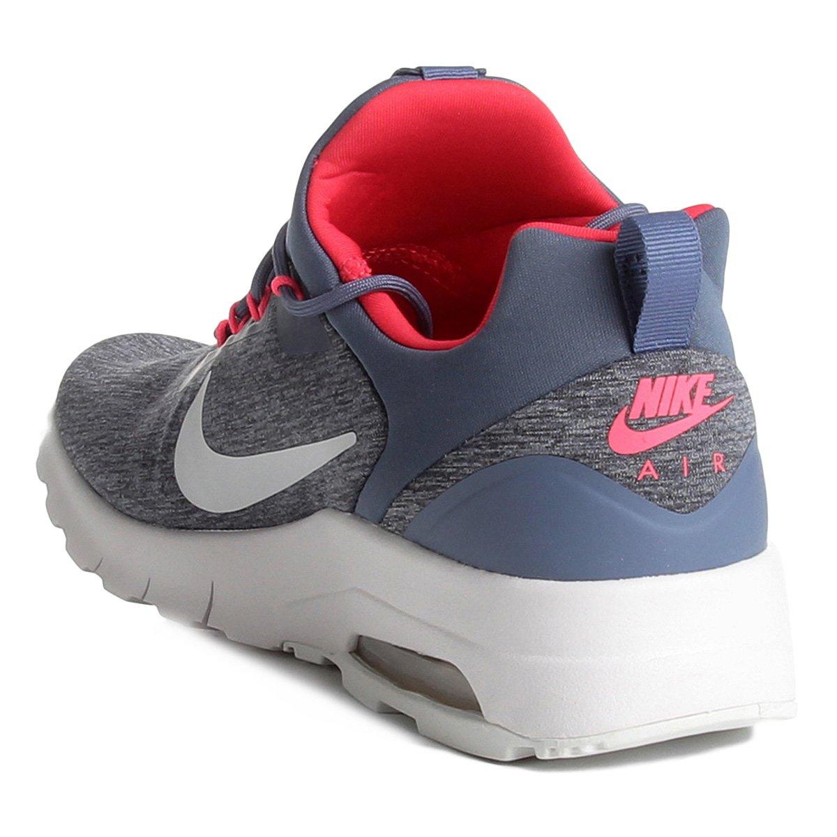 Tênis Nike Wmns Air Max Motion Racer Feminino - Compre Agora  32b09332ae0f4