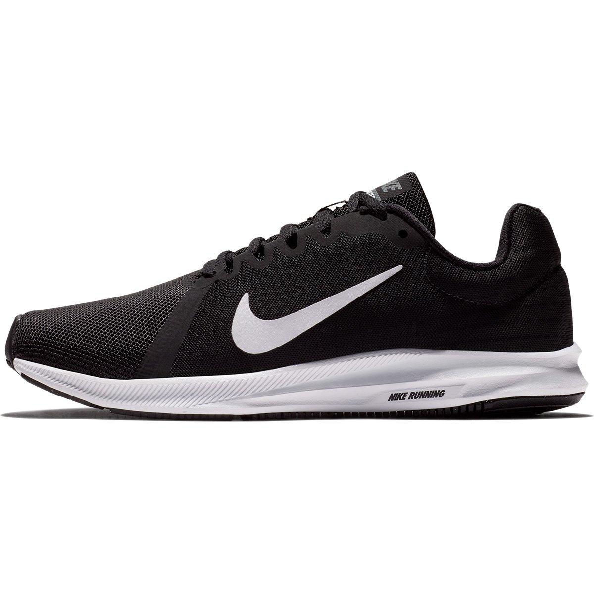 Tênis Nike Wmns Downshifter 8 Feminino - Preto e Branco - Compre ... 33fb7f4043f77