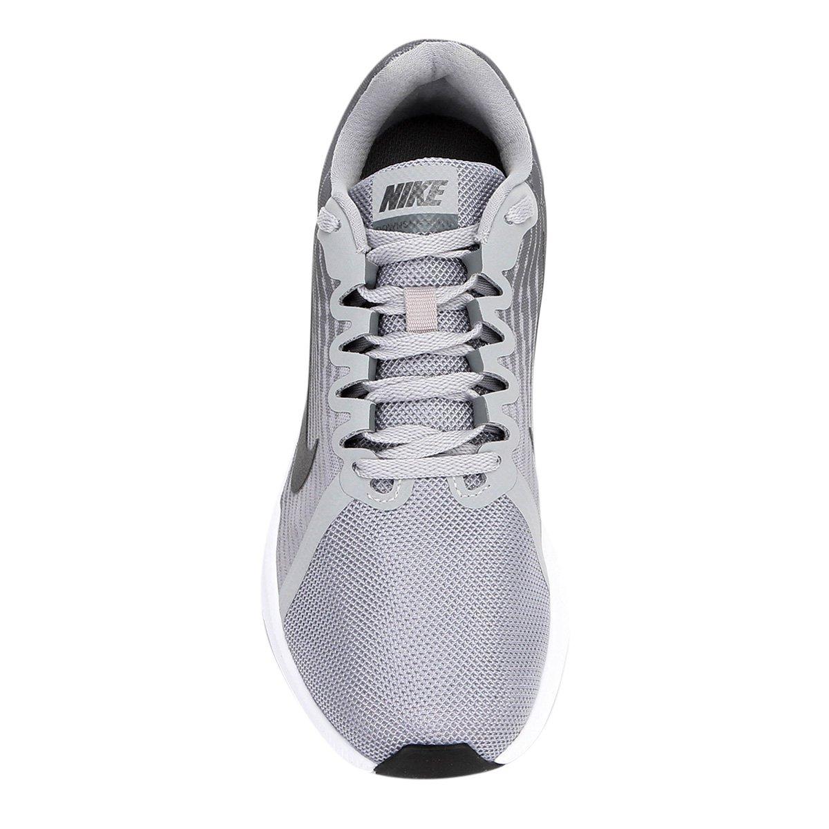 Tênis e 8 Nike Cinza Downshifter Nike Tênis Preto Feminino Wmns 8pdcqZd