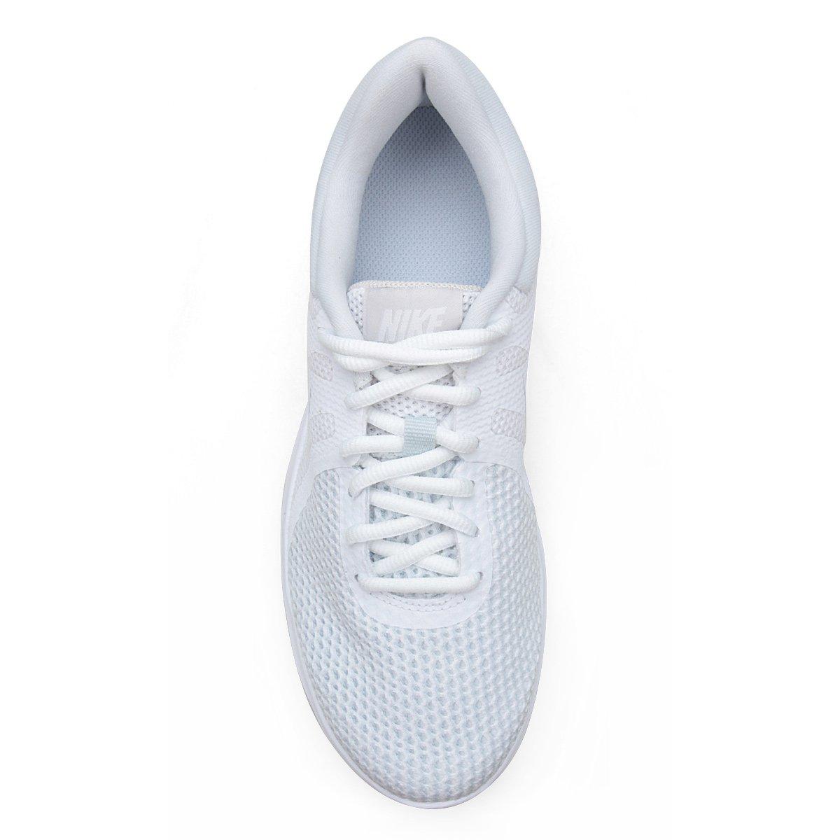 Branco Revolution Nike Wmns Tênis Nike Tênis Wmns Feminino 4 nXvavH8wq