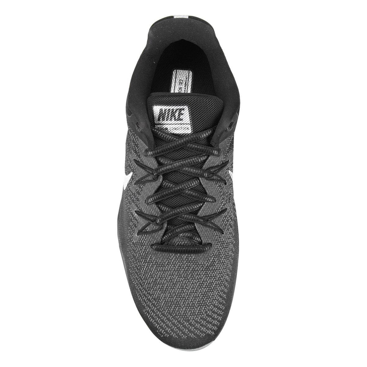Zoom e Feminino Preto TR Tênis Condition Cinza Nike 2 PRM 61n5q8w