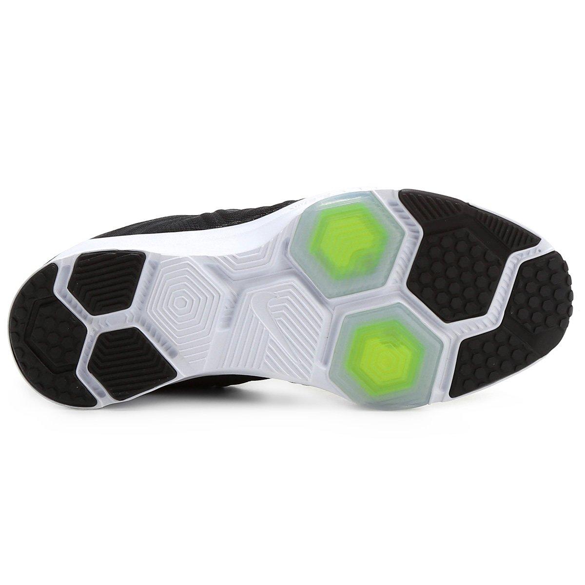 e Preto Zoom Nike Tênis Feminino Condition Branco Tênis TR Nike TU8x0qg0
