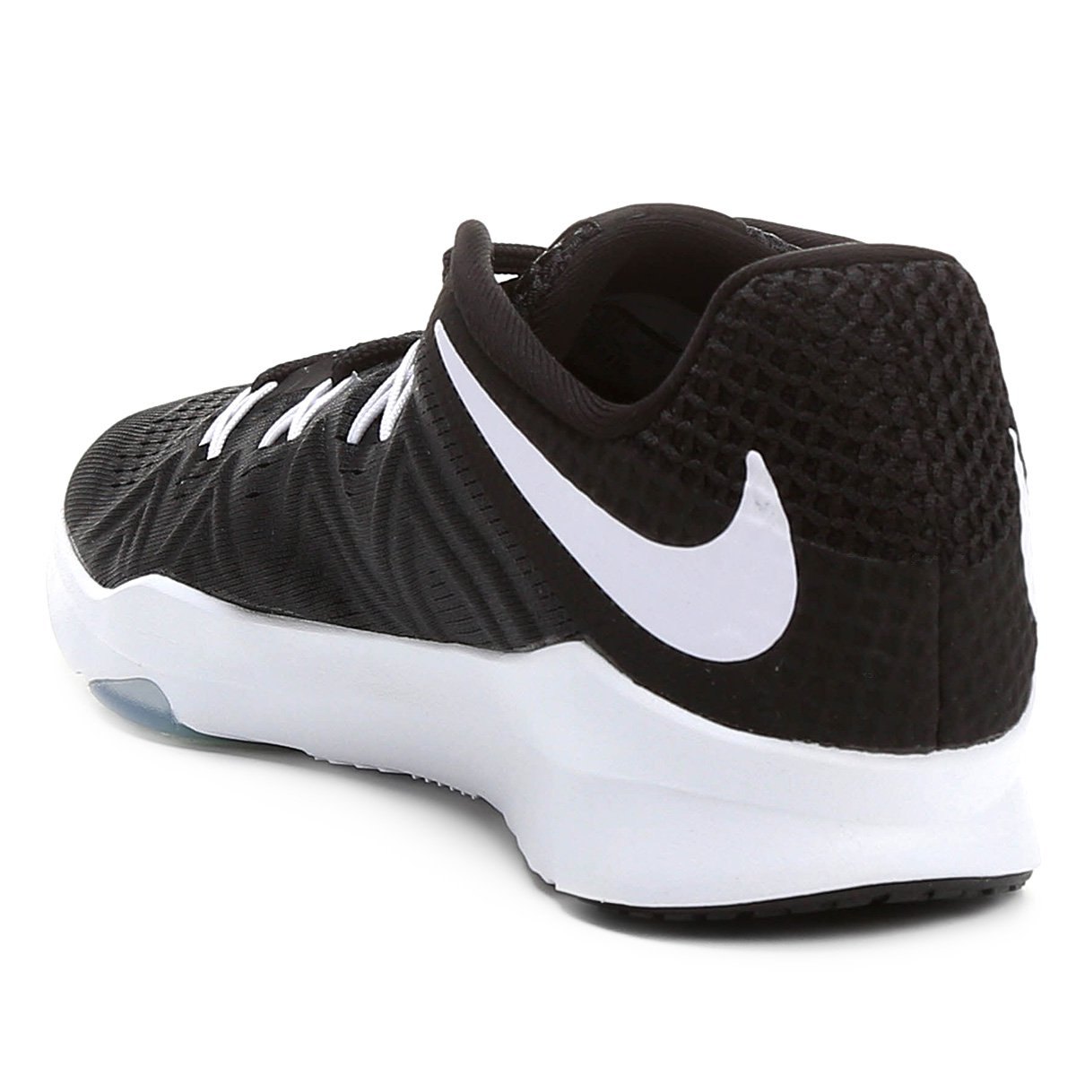 Tênis Nike Preto Branco Feminino Nike Tênis e Condition TR Zoom RRqvrxfp