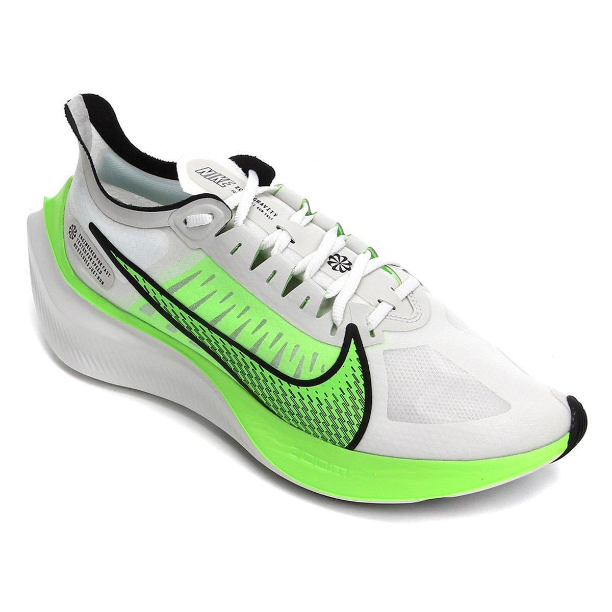 super popular linda zapatos elegantes nike verde