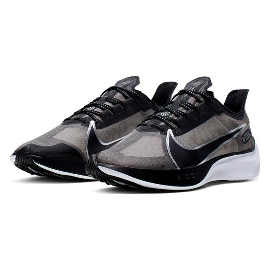 Tênis Nike Zoom Gravity Masculino - Preto+Prata