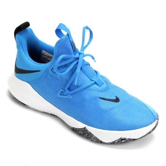 Tênis Nike Zoom Shift 2 Masculino - Azul+Preto