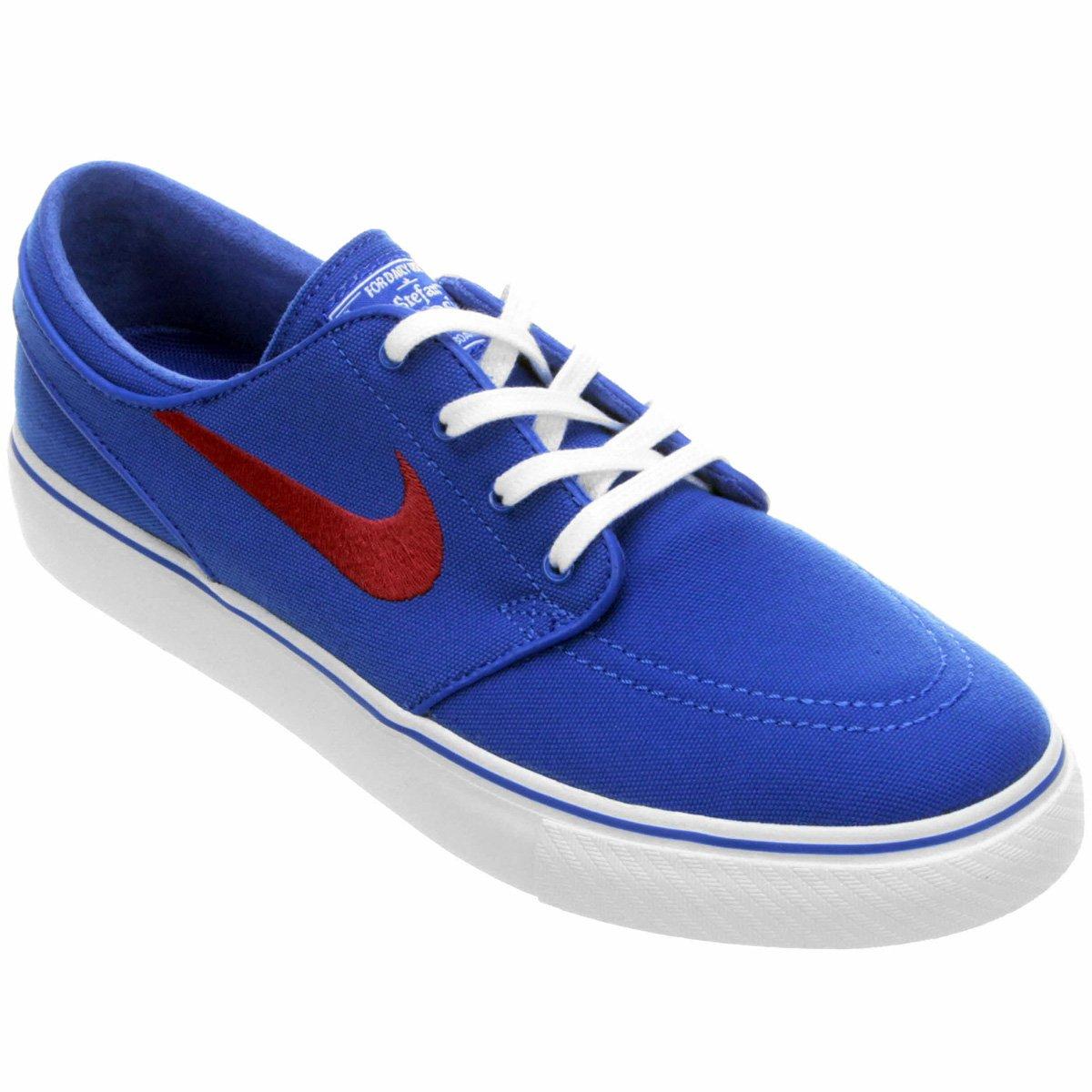 wholesale dealer 21b9d 84652 Tênis Nike Zoom Stefan Janoski Canvas - Compre Agora  Netsho