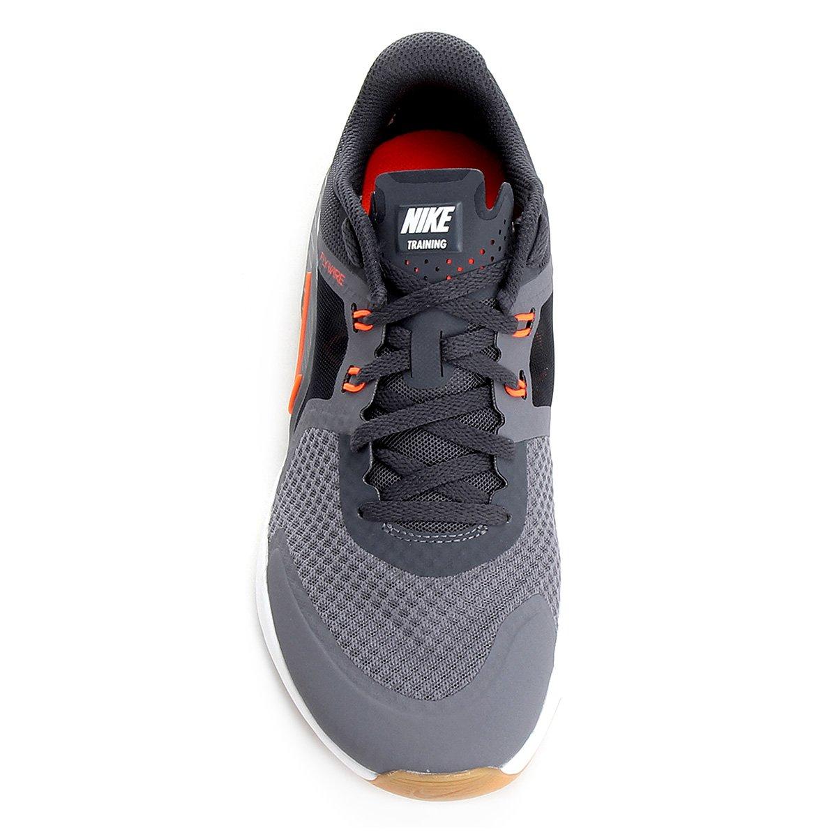 Laranja Complete 2 Cinza e Zoom Train Nike Tênis Masculino 8CzIwqUxt