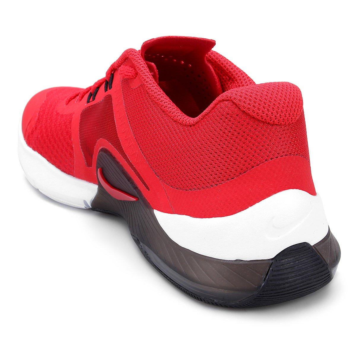 9e0ada6dae Tênis Nike Zoom Train Complete 2 Masculino - Vermelho e Preto ...
