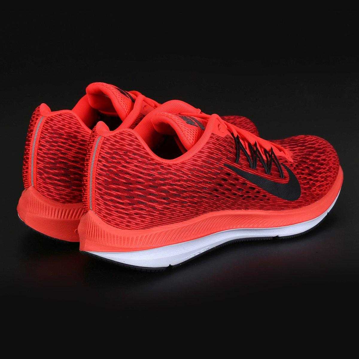 Zoom Masculino Tênis Tênis 5 e Winflo Nike Vermelho Nike Cinza q7FwtF