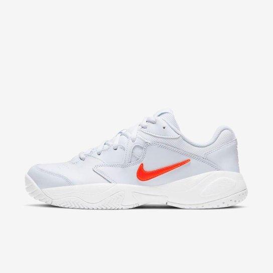 Tênis NikeCourt Lite 2 Feminino - Cinza