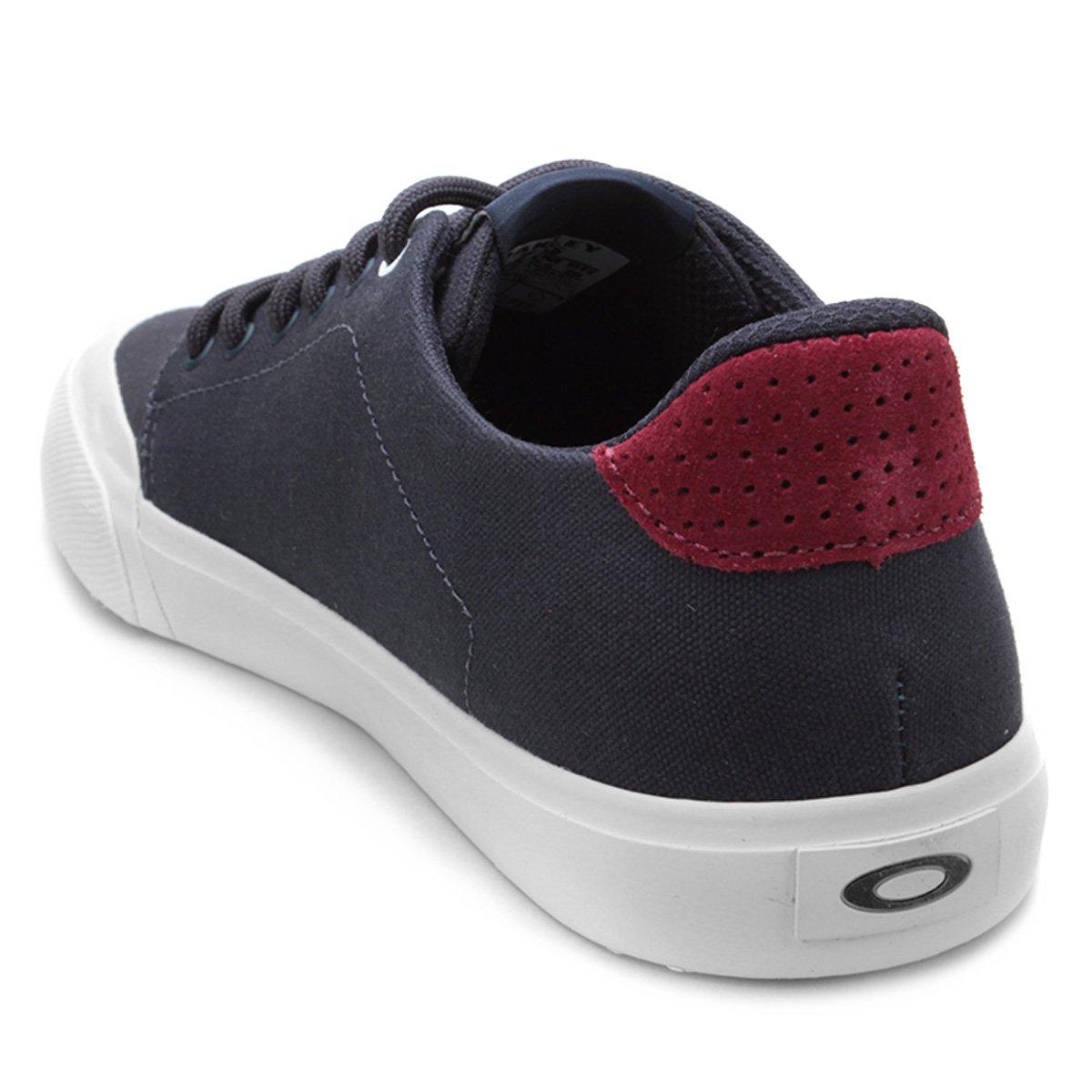70bb64dca17ea Tênis Oakley Liv Masculino - Marinho - Compre Agora   Netshoes