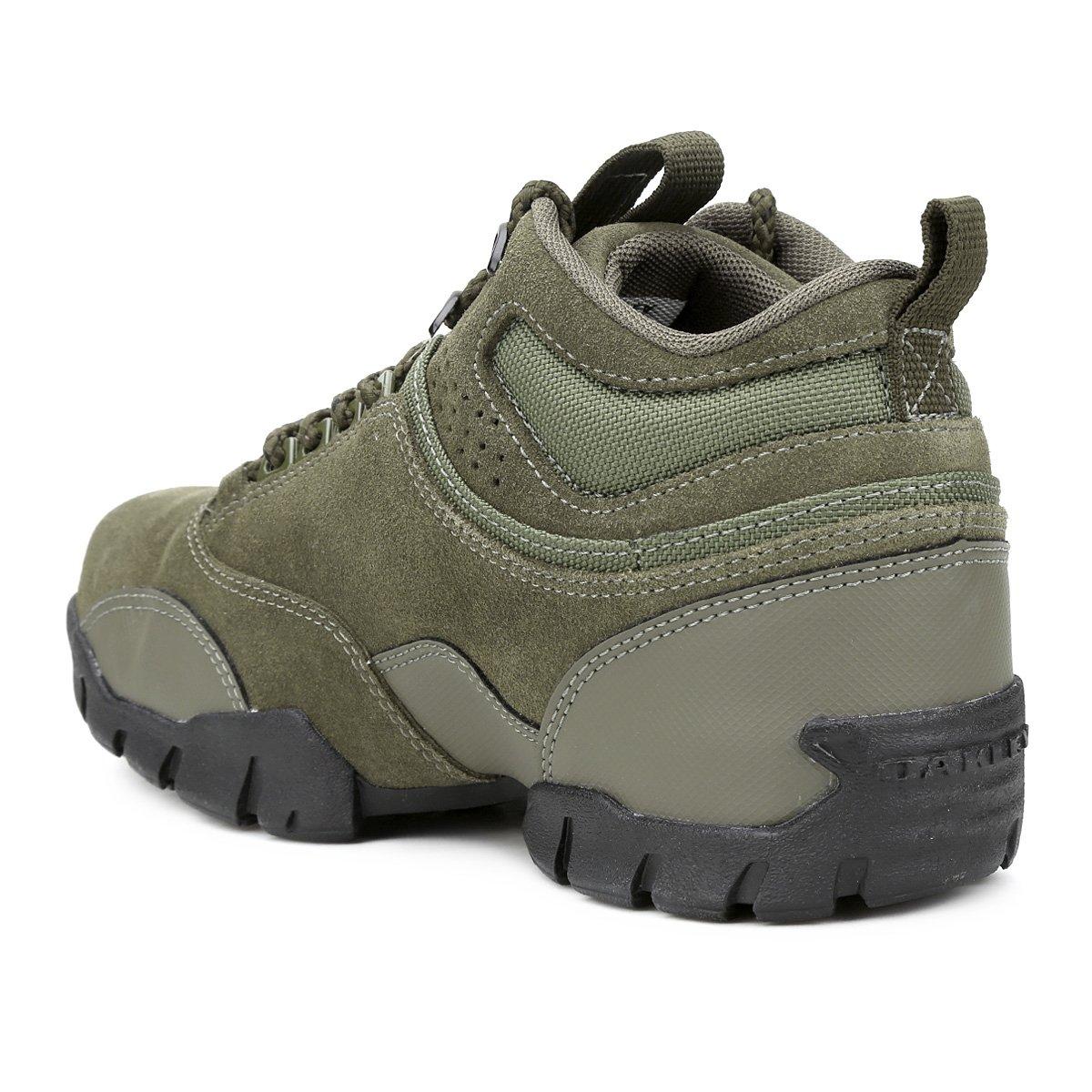 55db462fe4 Netshoes  Tênis Oakley Modoc Masculino - Verde - R 265