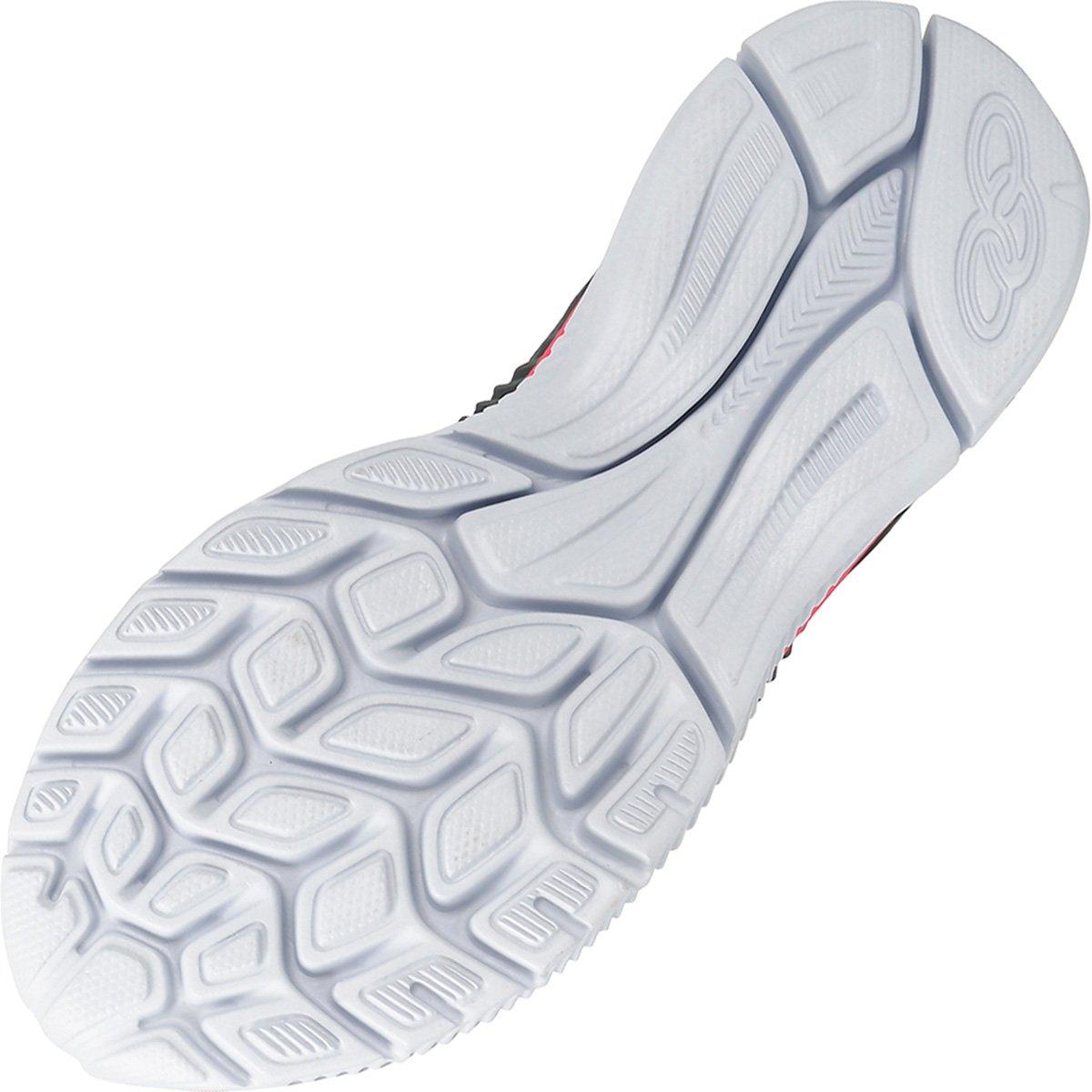 e87eed416e237 Tênis Olympikus Choice Feminino - Cinza e Rosa - Compre Agora   Netshoes