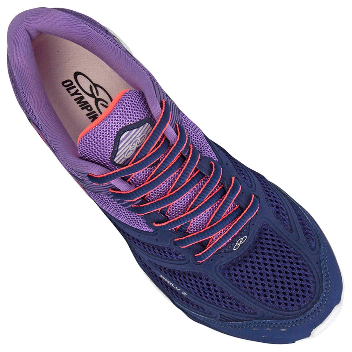 320cec56bb Tênis Olympikus Daily 2 Feminino - Compre Agora