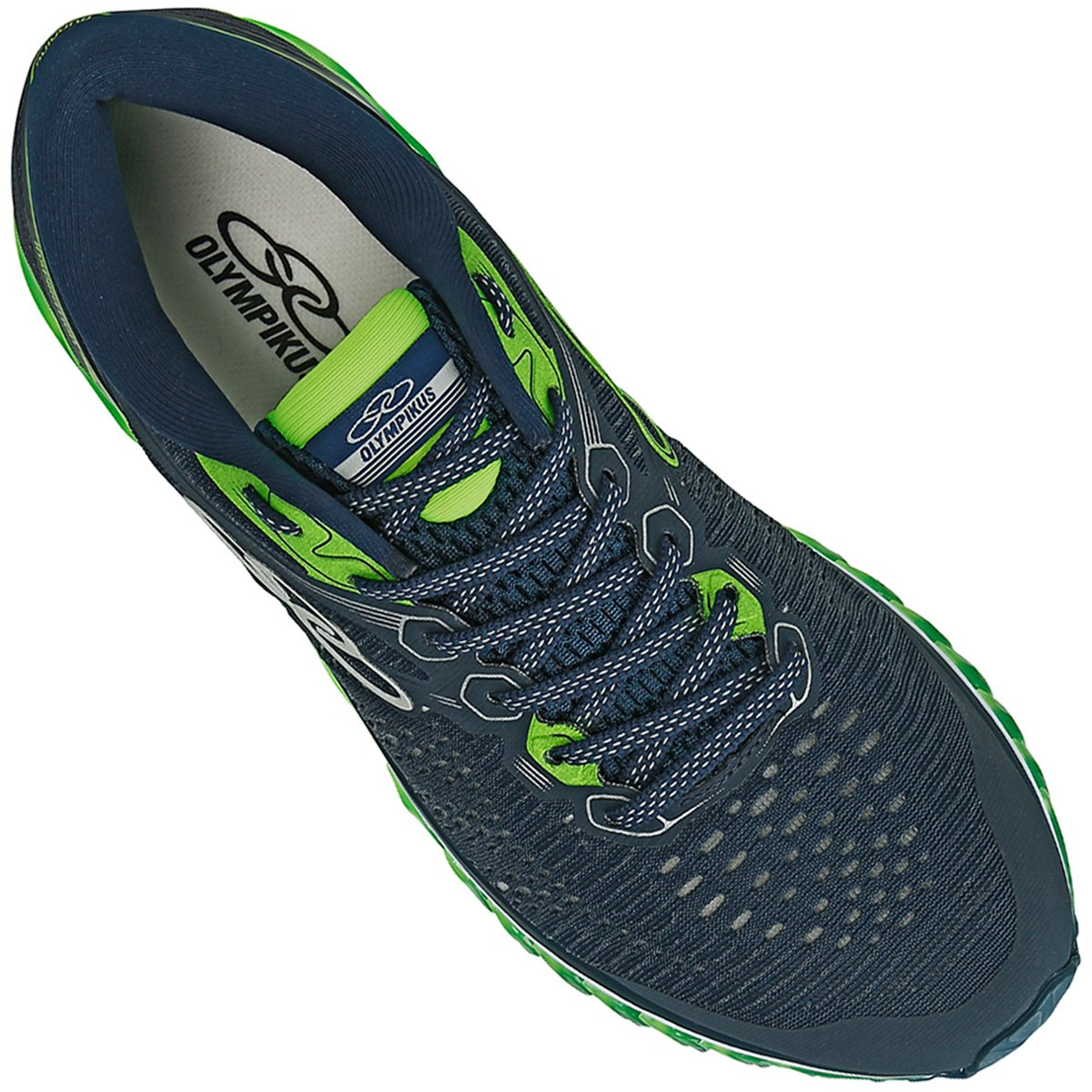 e Azul Tênis Verde Tênis Olympikus Masculino Olympikus Inspiration zpSTqwxv