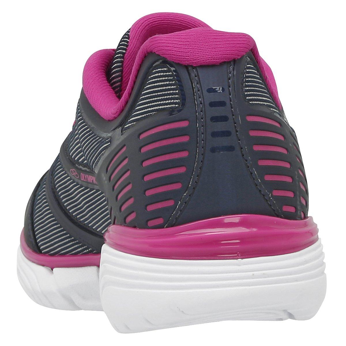 1dd4d175fa0 Tênis Olympikus Mist 2 Feminino - Marinho e Pink - Compre Agora ...