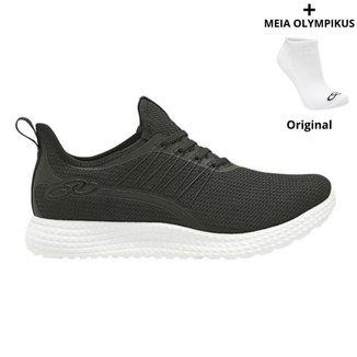Tênis Olympikus Oasis Masculino +  Meias Olympikus Originais