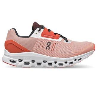 Tênis ON Running CLOUDSTRATUS 2.0 Feminino - Laranja 36