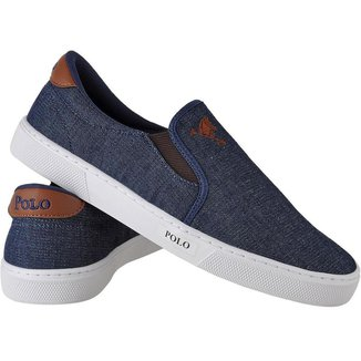 Tênis Polo Joy Slip On  Iate Masculino
