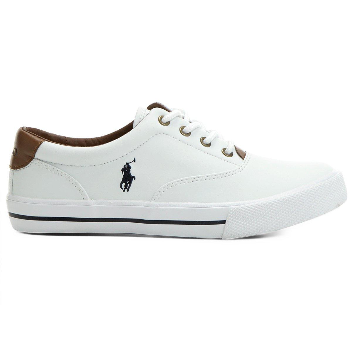 Tênis Polo Ralph Lauren Vaughn - Compre Agora  d26060896df