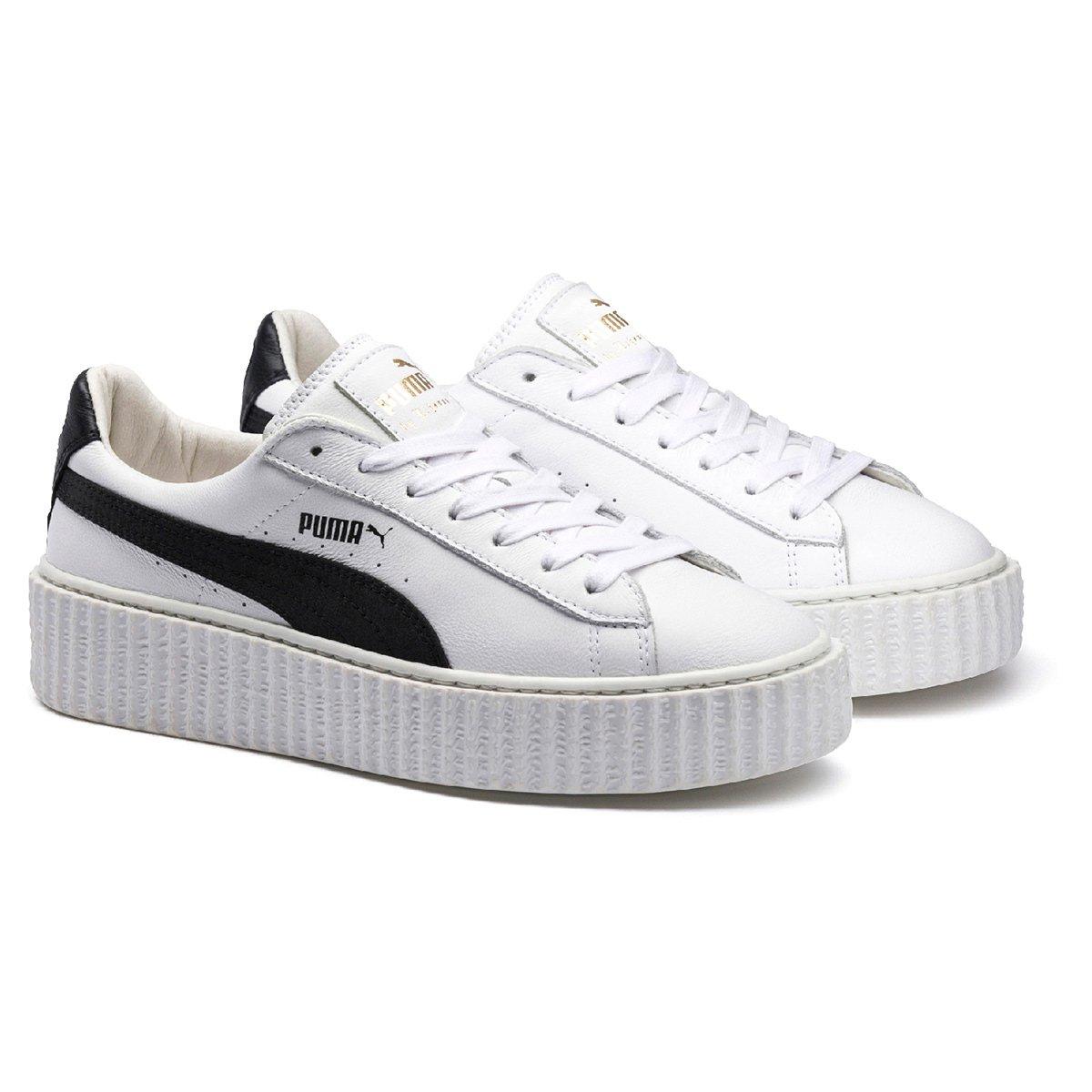 Tênis Puma Creeper White \u0026 Black | Netshoes