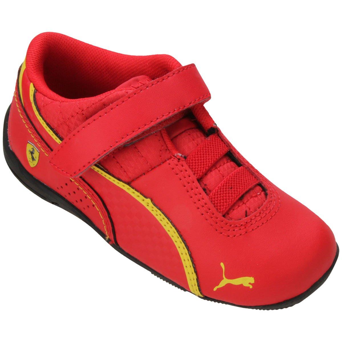 13f5a63ca15 ... germany tênis puma drift cat 6 l scuderia ferrari v infantil compre  agora netshoes 1d639 09576
