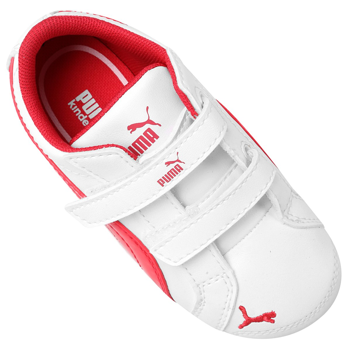 e32fe6bd62c ... Tênis Puma Janine Dance Infantil - Branco+Pink. COLLECTION