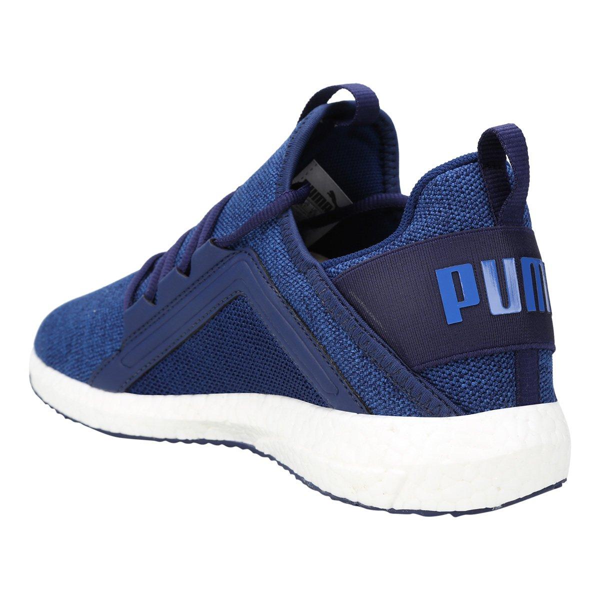 Tênis Puma Mega Nrgy Knit Bdp Masculino - Marinho - Compre Agora ... 8daf973631841