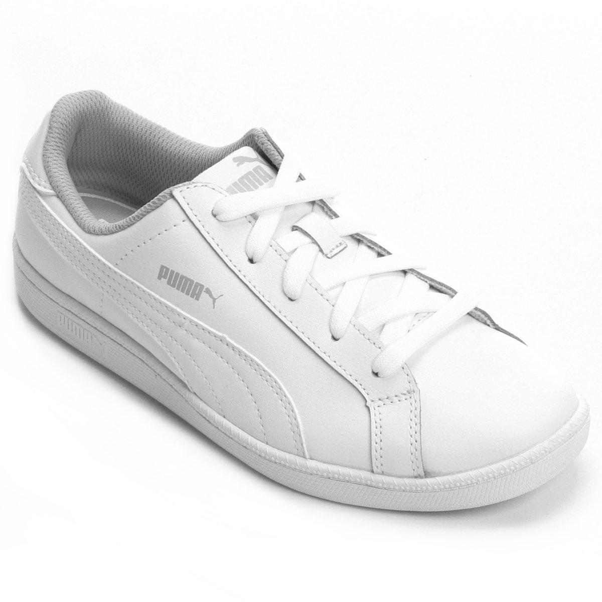 ... Tênis Puma Smash Fun L Infantil - Compre Agora Netshoes 82c956857e4a58  Tênis  Couro ... fe9b6c108c458