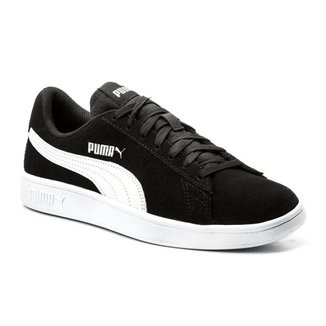 Tênis Puma Smash V2 / Branco