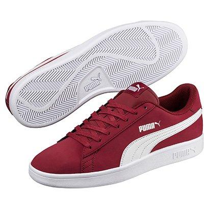 2de2885d0 Feminino Feminino Tenis Puma Compre Netshoes Vermelho R6wUxEq