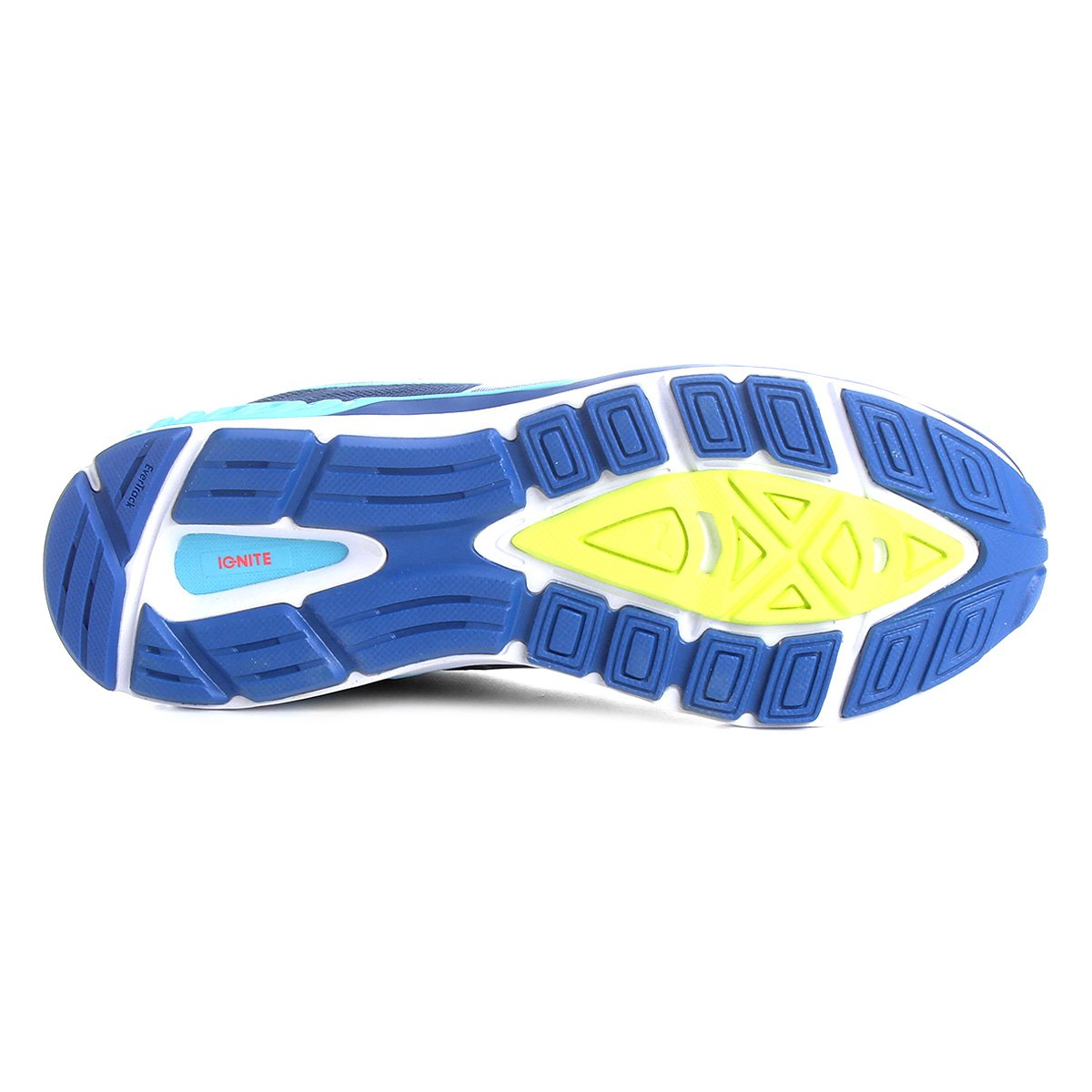 tênis puma speed 600 ignite azul