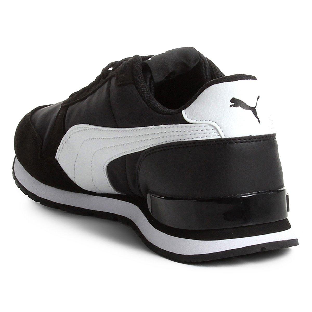 Tênis Puma St Runner V2 Nl - Preto - Compre Agora  29c1bf0eab0a8