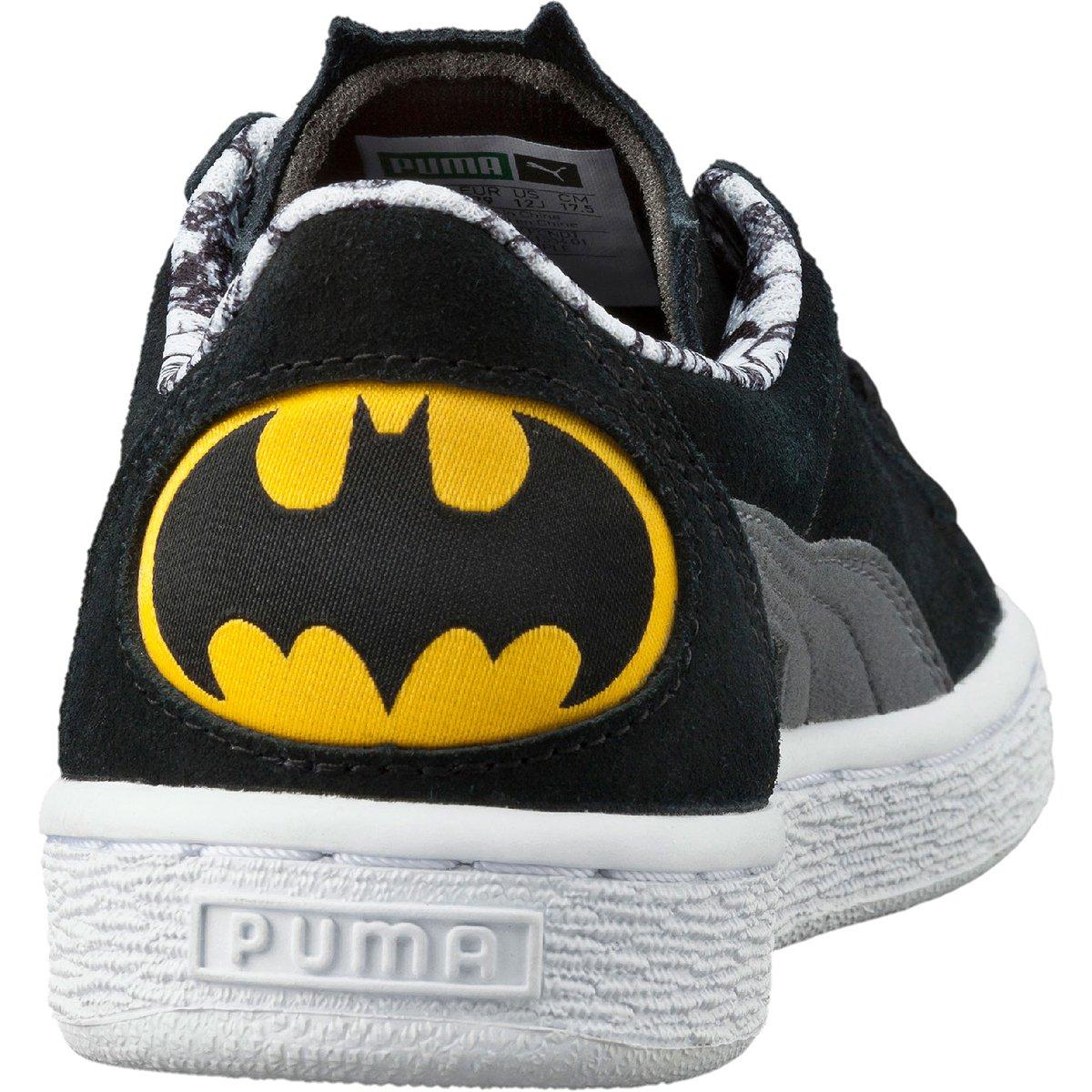5368129506 Tênis Puma Suede Batman Ps - Compre Agora
