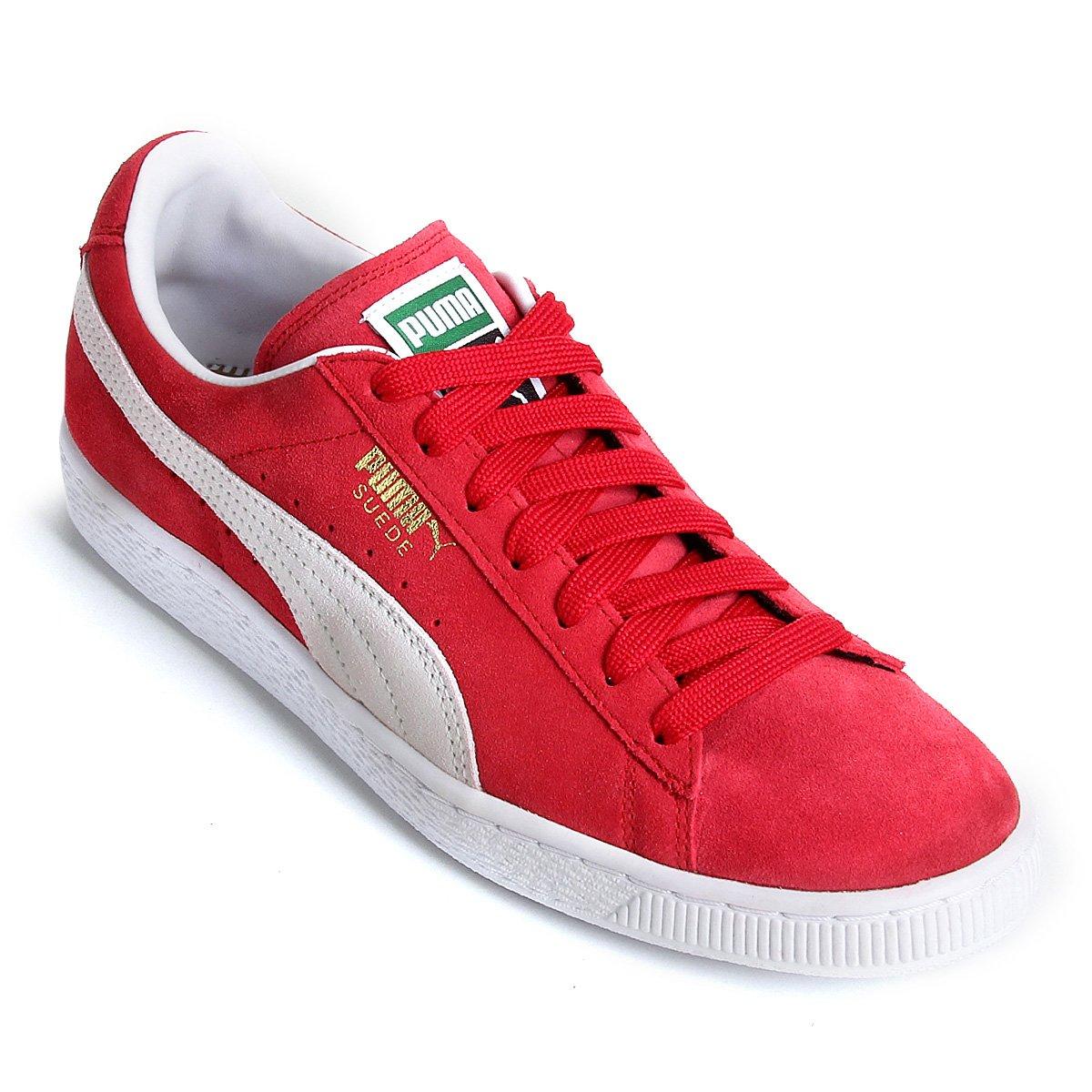 Tênis Puma Suede Classic Eco - Compre Agora  25a23d9161ee7