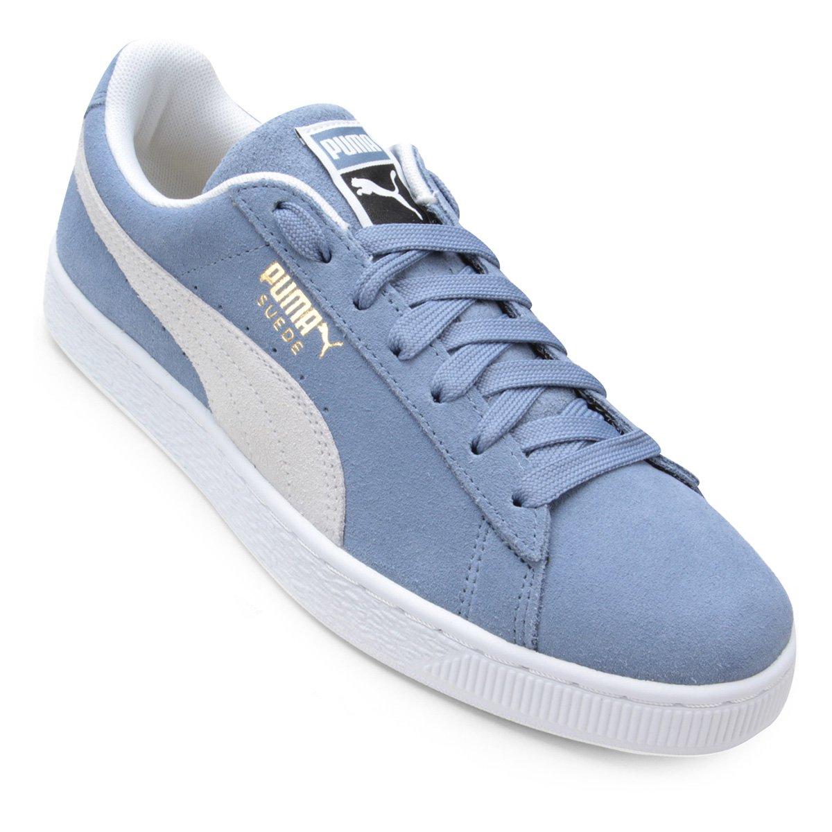Tênis Puma Suede Classic - Compre Agora  d10dcc00dd0ba