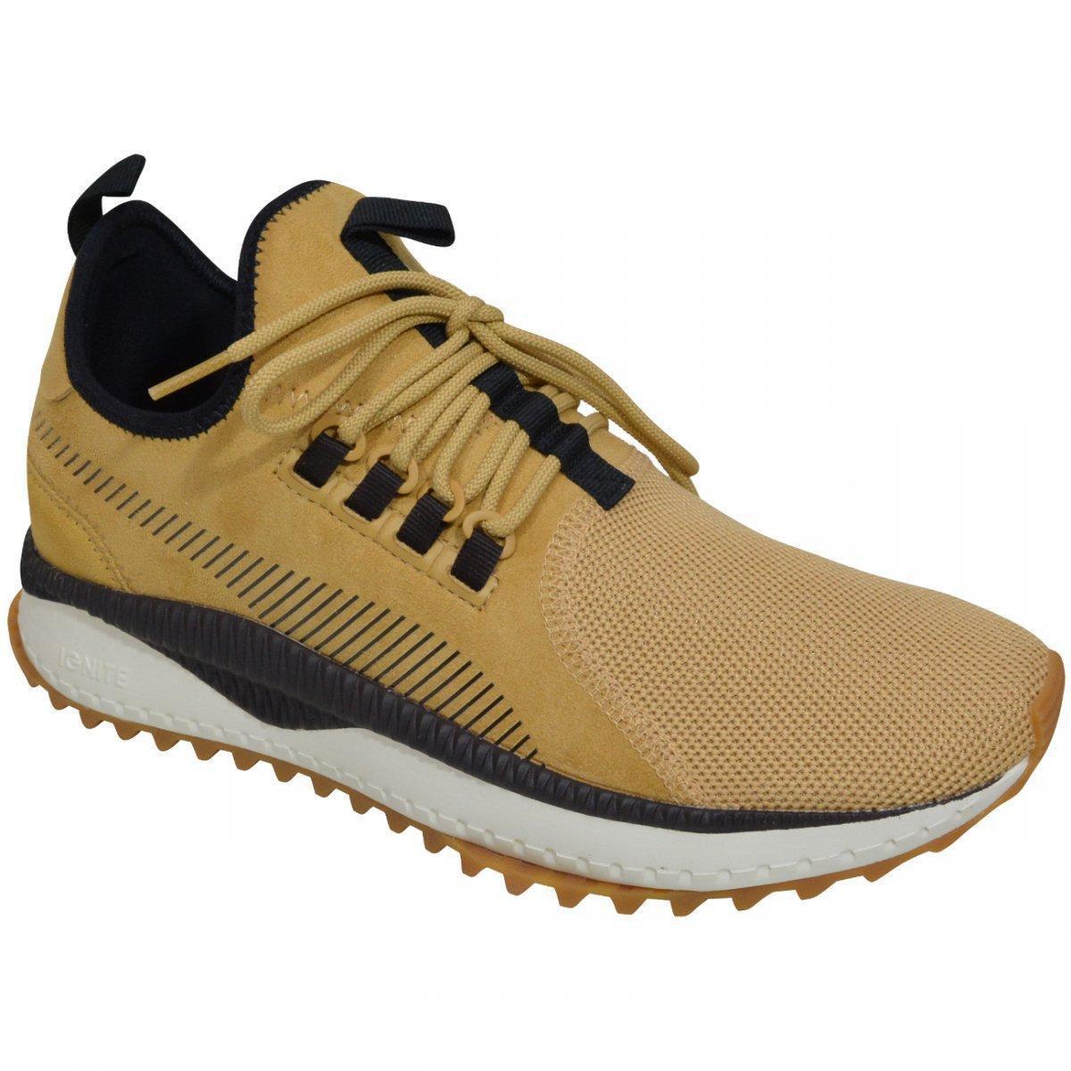 zapatos deportivos b76fc 7defe Tenis Puma Tsugi Apex Winterized Masculino - Bege