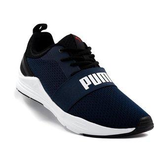 Tênis Puma Wired Run Bdp Masculino