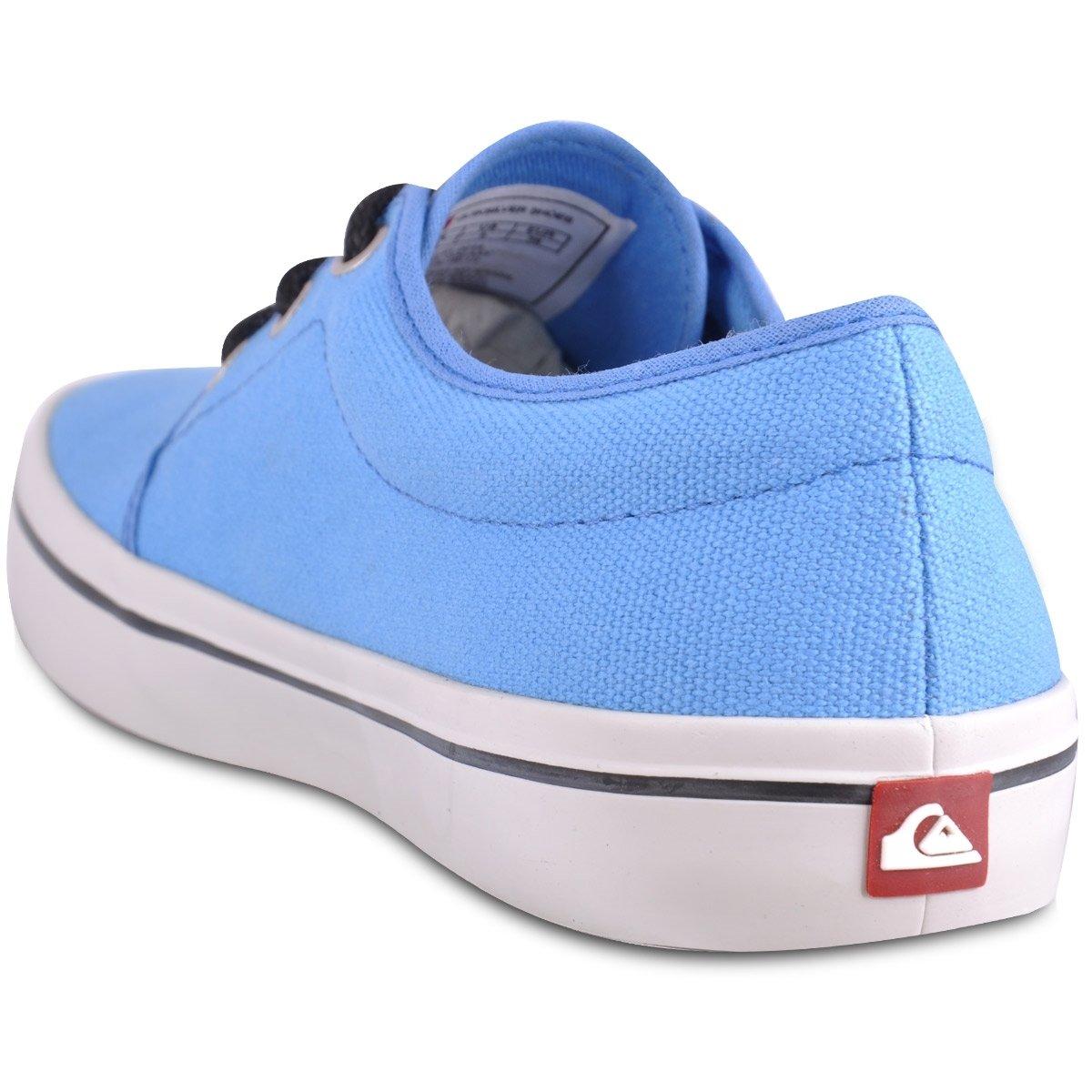 Tênis Quiksilver Galaxy - Azul - Compre Agora   Netshoes 25167bf20d