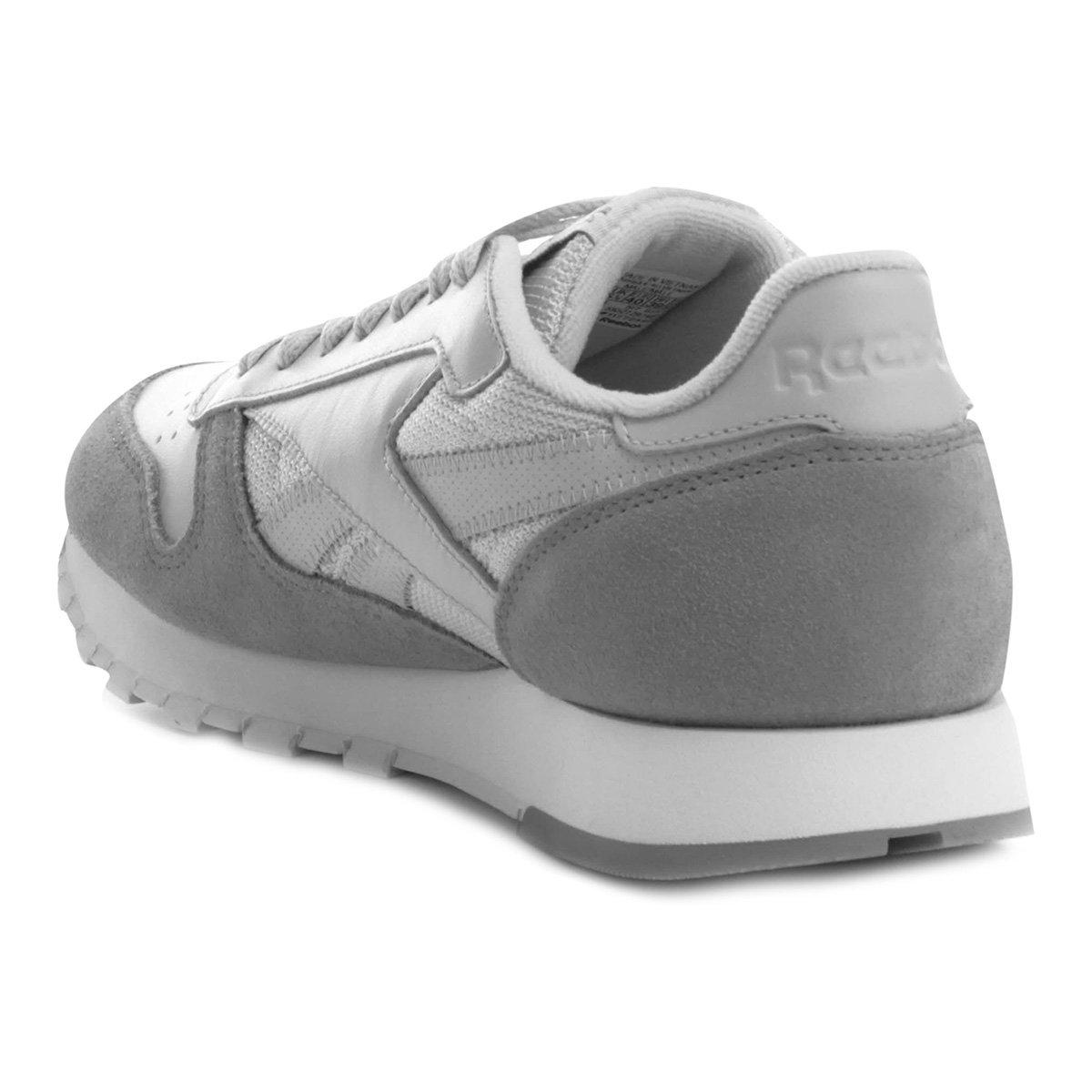 Tênis Reebok Cl Leather Mo Masculino - Compre Agora  ecf1b89f0484d