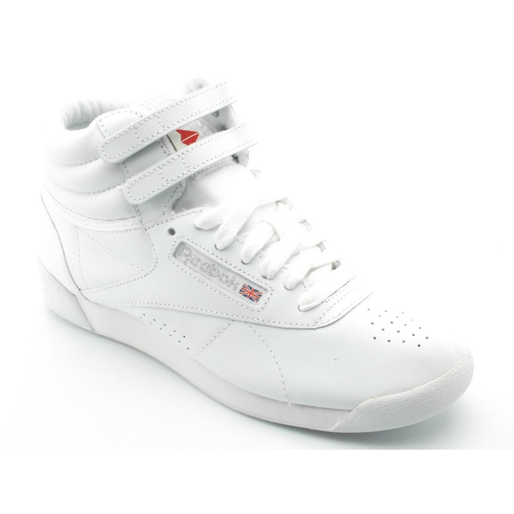 Tênis Reebok Freestyle Hi Branco 2431 ccefde396df26