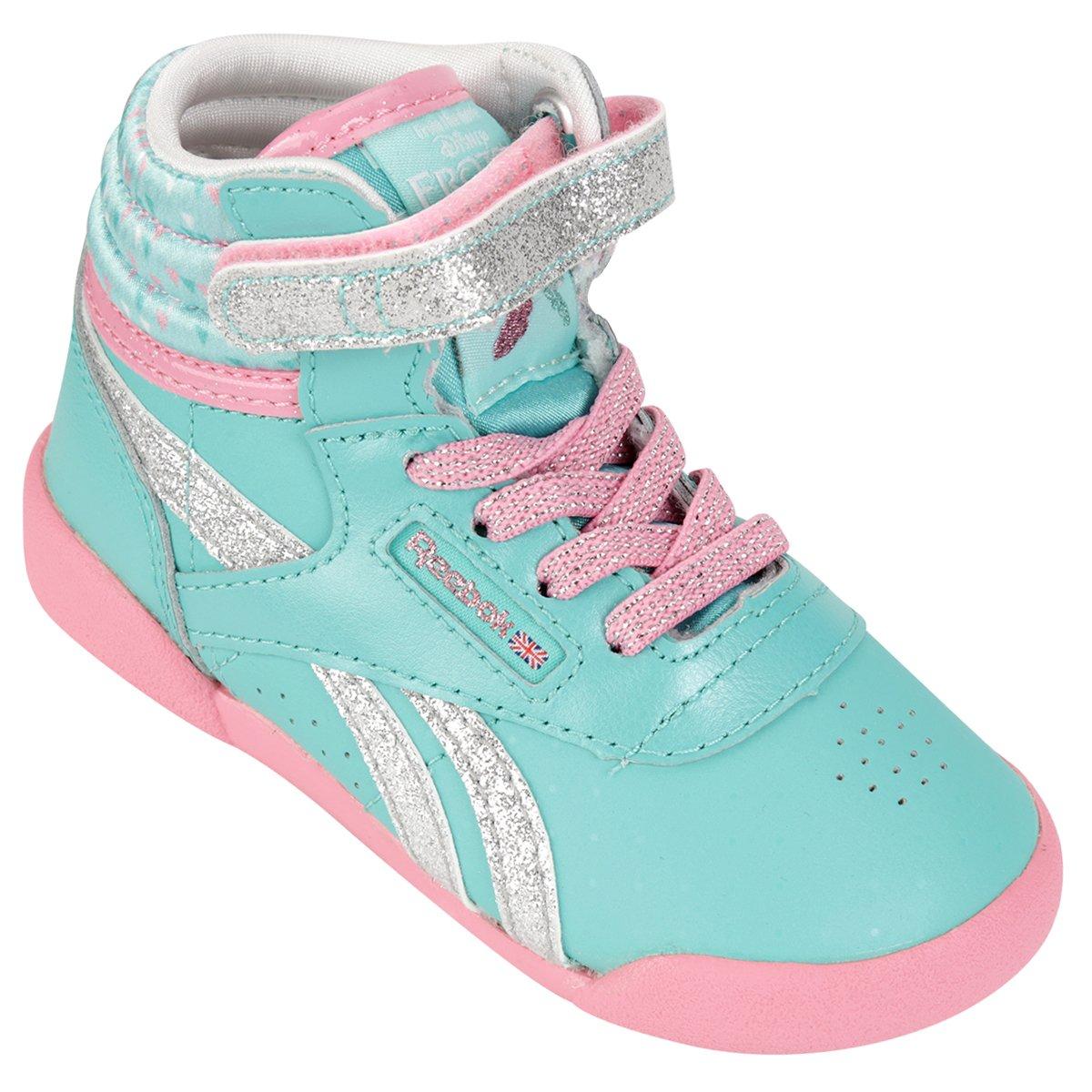 740b699720 Tênis Reebok Frozen F/S Hi Infantil - Compre Agora   Netshoes