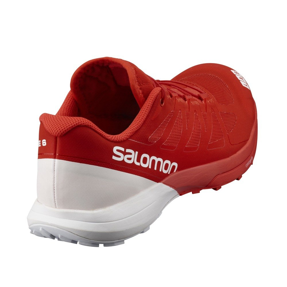 S Branco Verde Lab Tênis Sense e Unissex 6 Ultra Salomon TdxUqfwx