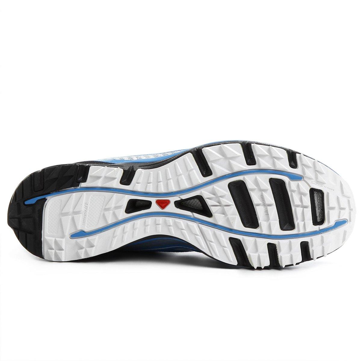 Salomon Tênis Preto e Tênis Preto Pro Salomon Azul Azul Pro Sense e Claro Sense Claro rrSn4dHR