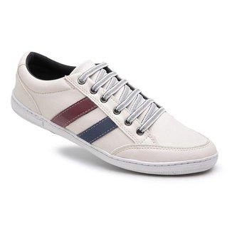 Tênis Sapatênis Casual Detalhe Doc Shoes Masculino