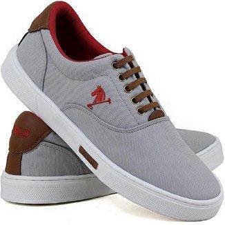 Tenis Sapatenis Polo Masculino Sapato Casual Wear