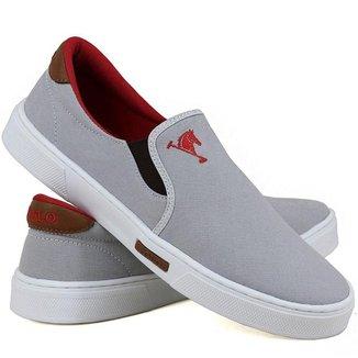 Tênis Sapatênis Sapato Iate Tamanhos Grandes Polo Joy